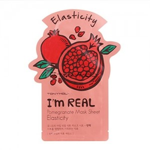 Tonymoly I`m Real Pomegranate Mask Sheet Elasticity