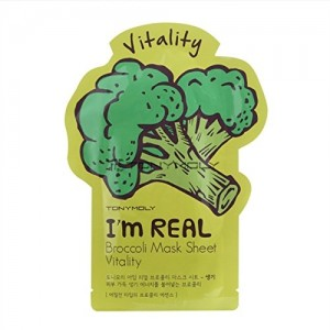 Tonymoly I`m Real Broccoli Mask Sheet Vitality