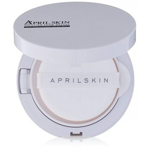 April Skin Magic Snow Cushion White (15g) #21 Light Beige