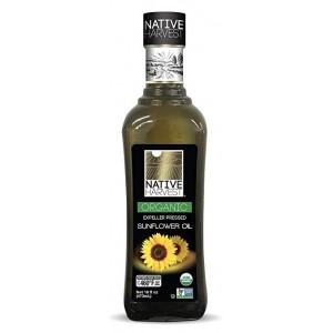 Native Harvest Organic Sunflower Oil 473ml (16 fl.oz)