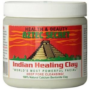 Aztec Secret - Indian Healing Clay - 1 lb. | Deep Pore Cleansing Facial & Healing Body Mask