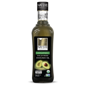 Native Harvest Organic Avocado Oil 473ml (16 fl.oz)
