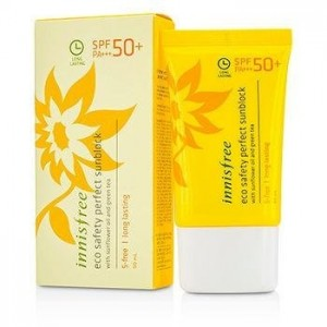 Innisfree Eco Safety Perfect Sun Block Spf 50+/Pa+++, 9g