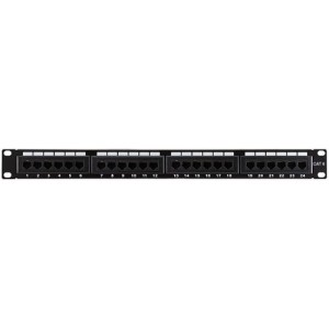 C&E® 24 Port Cat6 Patch Panel (CNE75662)