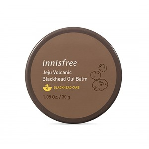 Innisfree - Black Head Out Balm - Jeju Volcanic - Facial Care