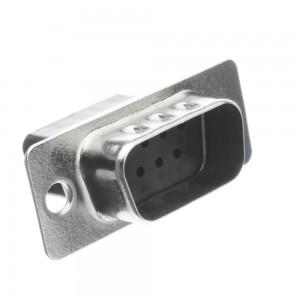 C&E® CNE34840 DB9 Male Serial Crimp Housing