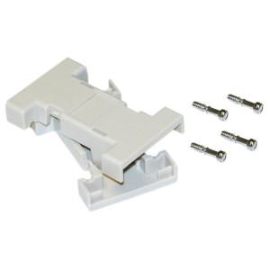 C&E® CNE34888 DB9/ HD15 (Serial/ VGA) Dual Head Plastic Hood