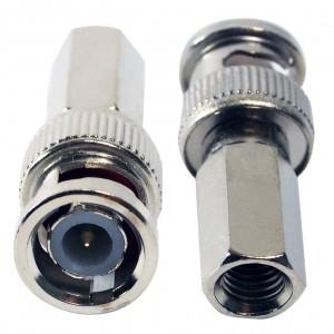 C&E® CNE42166 RG59 BNC Twist On Connector