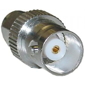 C&E® CNE41800 BNC Female to SMA Male Adapter