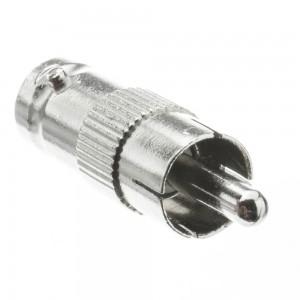 C&E® CNE41794 BNC Female to RCA Male Adapter
