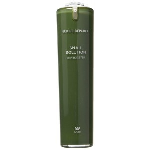 Nature Republic Snail Solution Skin Booster, 120milliliter, 4 Ounce