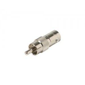 C&E® CNE53272 BNC Jack to RCA Plug ADT