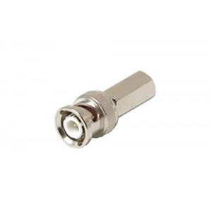 C&E® CNE55269 BNC Twist-On Connector RG59/62
