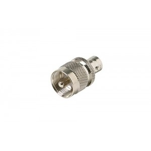 C&E® CNE55382 BNC Jack to UHF Plug Adapter