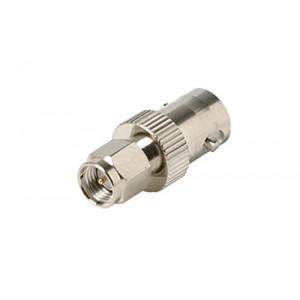 C&E® BNC Jack to SMA Plug Adapter CNE55832