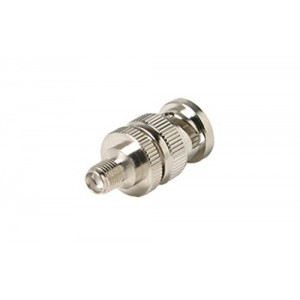 C&E® CNE55863 SMA Jack to BNC Plug Adapter