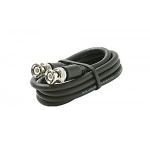 C&E® 50 Feet, BNC-BNC RG59 Patch Cable, Black, CNE57096