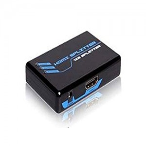C&E® CNE13872 HDMI Mini Splitter 1X2 Supports 3D