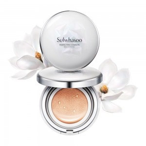 Sulwhasoo Perfecting Cushion Brightening SPF50 Plus, 2015, No.23 Medium Beige, 4.47 Ounce