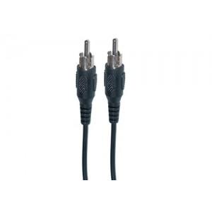 C&E® 50 Feet RCA Audio/Video Male to Male Cable, CNE461552