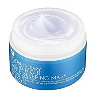 Mizon Good Night White Sleeping Mask 80ml (For Whitening and Hydrating Skin Protective Layer)Mizon P02 -SL Mask:Beauty