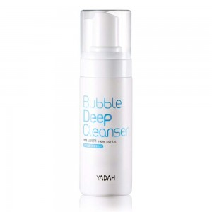 YADAH Bubble Deep Cleanser 150ml (5.07fl.oz.) - Facial Skin Moisturizing with Cactus Extract