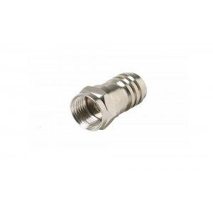 C&E® Commercial grade F crimp connector