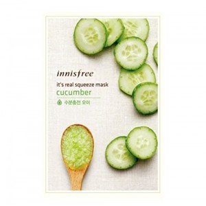 Innisfree It's Real Squeeze Mask Cucumber 20ml