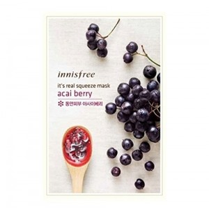 Innisfree It's Real Squeeze Mask Acaiberry 20ml