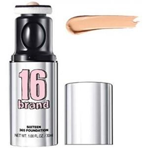 [16 Brand] 365 Foundation #02 (Sand Beige)