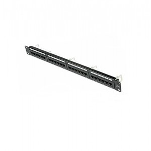 24-PORT CAT5E LOADED PATCH PANEL
