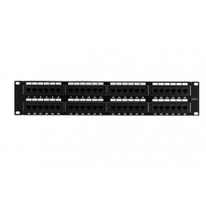 48 PORT CAT5E PATCH PANEL (CNE75648)